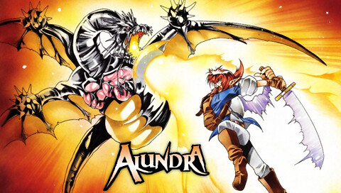 Alundra – the game in which hardly anyone survives