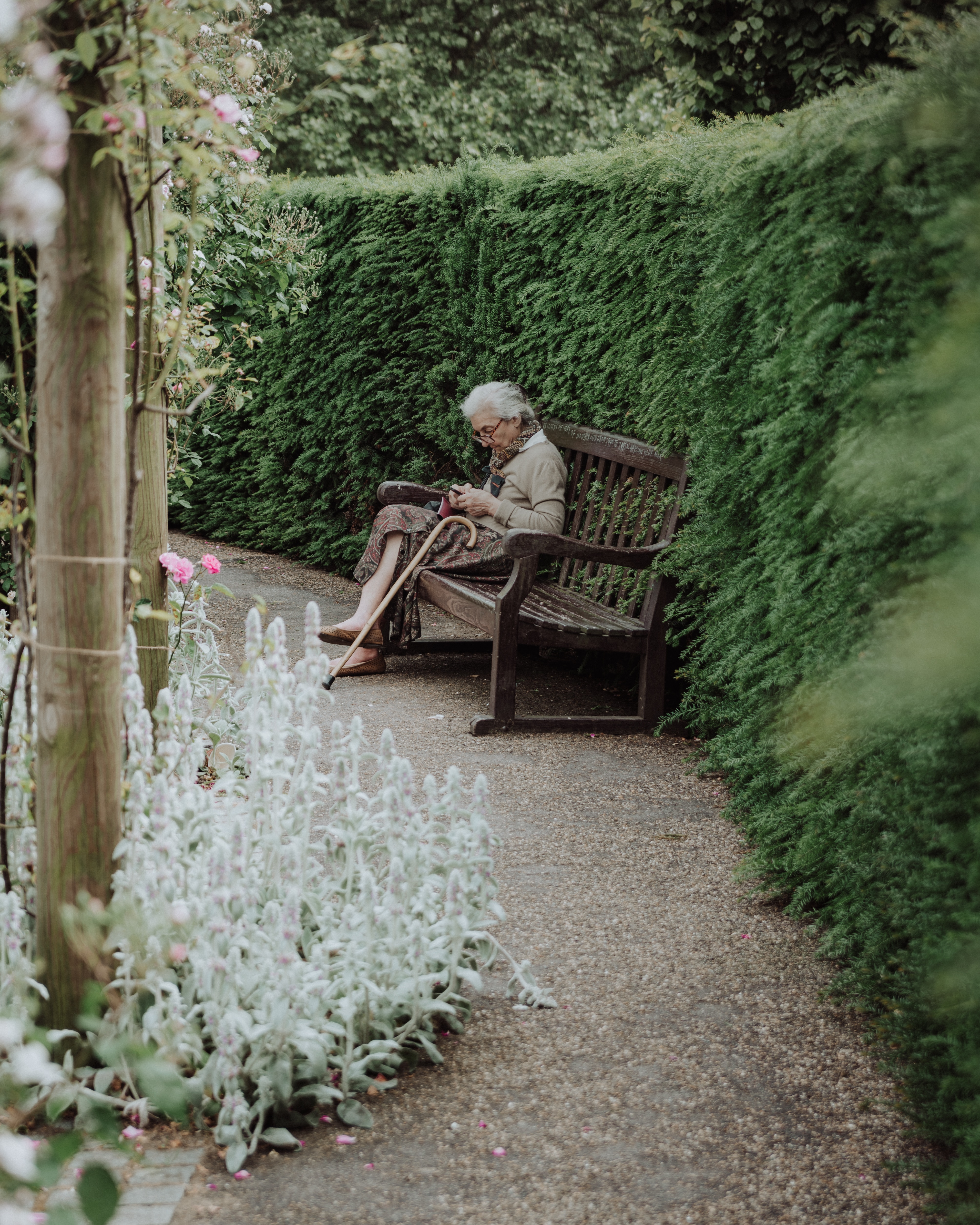 retired-woman