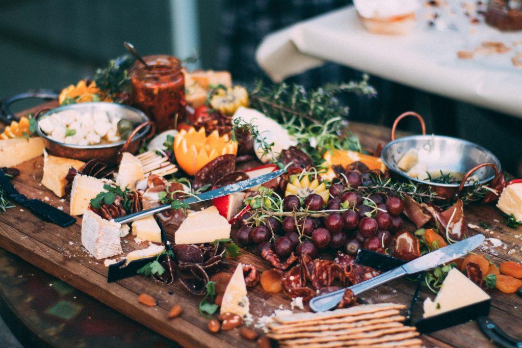 repas - plateua de fromages
