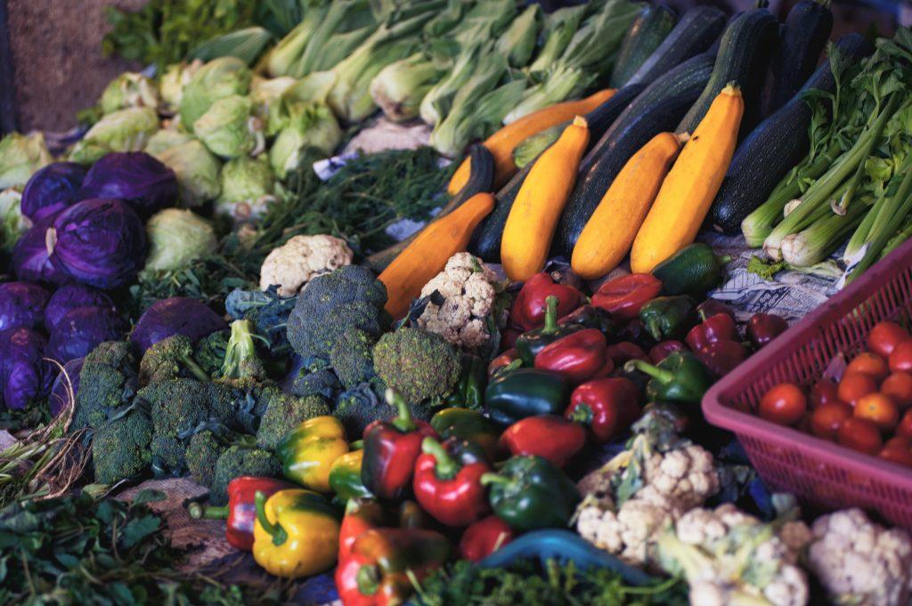 french cuisine - vegetables